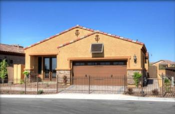 New homes for sale in East Mesa near the Salt River and